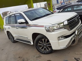 Vente de voiture d'occasion Land Cruiser V8