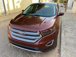 Vente de voiture d'occasion Ford edge SEL automatique