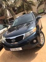 Location voiture Dakar Kia sorento essence automatique