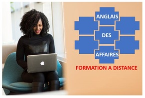 Formation à distance: Anglais des affaires