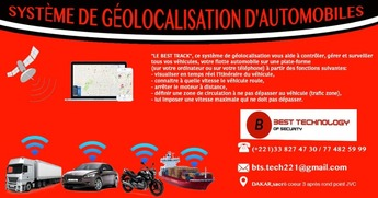 SYSTEME DE GEOLOCALISATION AUTOMOBILES HIGH-TECH