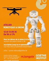 Atelier de formation robotique